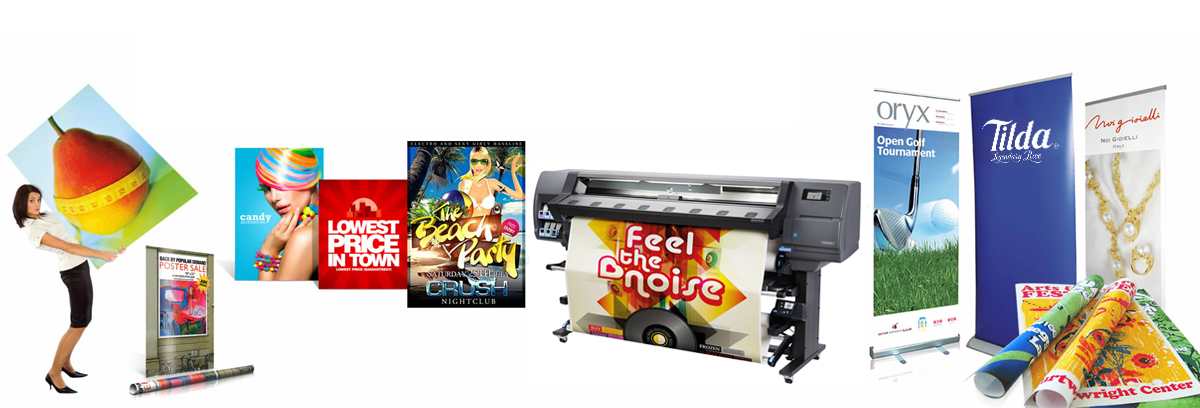 Digital Amp Large Format Printing Creative Roots
