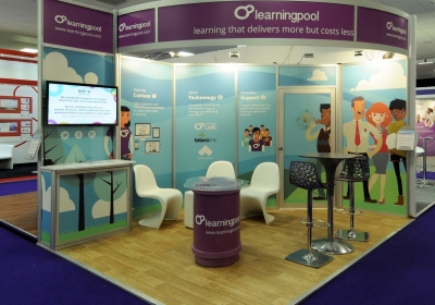 Flexible Exhibition Stands : Exhibition stands production u creative roots