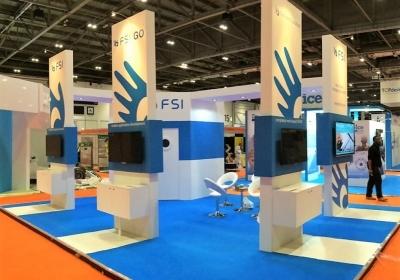 Modular Exhibition Stand Job : Exhibitions event marketing design displays image display